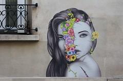 Meri Dian_1065 rue Buot Paris 13 (meuh1246) Tags: streetart paris meridian ruebuot paris13 butteauxcailles