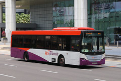 SBS8059E, Raffles Boulevard, Singapore, October 11th 2018 (Southsea_Matt) Tags: sbs8059e sbstransit rafflesboulevard singapore october 2018 autumn canon 80d sigma 1850mm bus omnibus transport vehicle scania k230ud gemilang