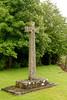 Carnwath Cemetery Cross