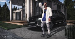Busy Day (akif611 Resident) Tags: wrong poses gacha vrsion tmd mom shirt pants sneakers jacket