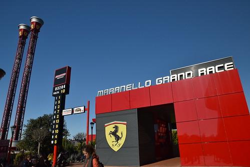 Maranello Grand Race Entrada