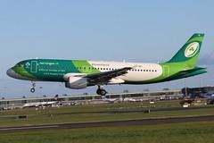 Aer Lingus EI-DEI DUB 20/10/19 (ethana23) Tags: planes planespotting aviation avgeek aircraft aeroplane airplane airbus a320 aerlingus ei shamrock rugby irfu