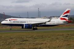 British Airways G-TTND BHD 27/10/19 (ethana23) Tags: planes planespotting aviation avgeek aircraft aeroplane airplane airbus a320 a320neo britishairways ba speedbird