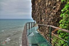 親不知子步道 (~金玉~ Y.C.CHEN) Tags: canon color colorful sea beautiful bokeh green light water outside outdoor nature landscapes
