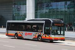 SMB1528Z, Raffles Boulevard, Singapore, October 11th 2018 (Southsea_Matt) Tags: smb1528z route171 smrt rafflesboulevard singapore october 2018 autumn canon 80d sigma 1850mm bus omnibus transport vehicle man nl323f