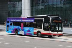 SMB225D, Raffles Boulevard, Singapore, October 11th 2018 (Southsea_Matt) Tags: smb225d route857 smrt rafflesboulevard singapore october 2018 autumn canon 80d sigma 1850mm bus omnibus transport vehicle man nl323f