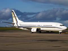 GainJet Aviation | Boeing 737-406 | SX-ATF (Bradley's Aviation Photography) Tags: egsh nwi norwich norwichairport aviation b734 gainjetaviation boeing737406 sxatf 737