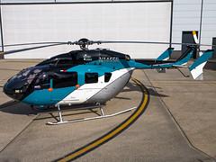 Private | Eurocopter-Kawasaki BK-117C2 | N145SR (Bradley's Aviation Photography) Tags: egsh nwi norwich norwichairport aviation eurocopterkawasakibk117c2 n145sr ec145 helicopters heli sunrays sunraysyacht