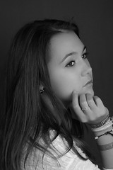 0154 (boeddhaken) Tags: angeleyes mostbeautifuleyes lovelyeyes beautifuleyes eyes brighteyes browneyes brunette longhair whitetop leatherjacket prettywoman youngwoman mostbeautifulwoman beautifulwoman woman pretywoman dreamwoman girl cutegirl prettygirl mostbeautifulgirl dreamgirl sexygirl beautifulgirl perfectgirl belgiangirl greatmodel model beautifulmodel belgiummodel whitemodel belgianmodel caucasianmodel caucasian beautifulskin smoothskin perfectskin