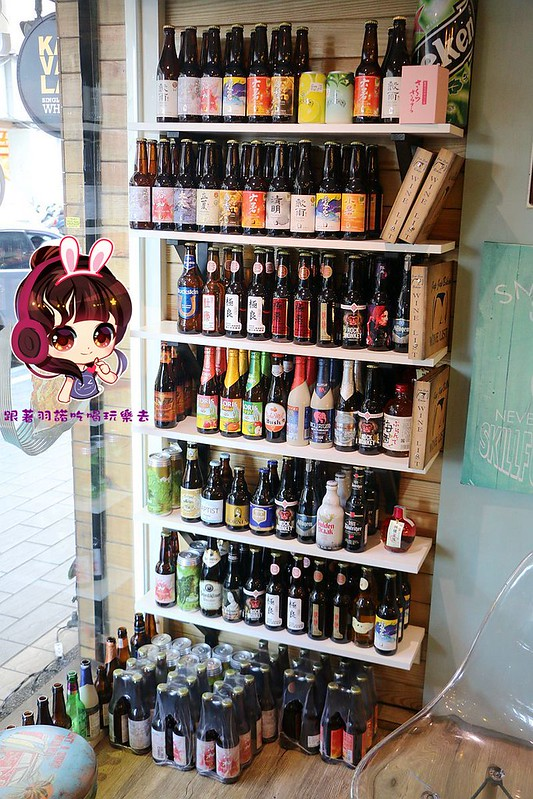 台北中正區台北車站美食jap jap 精釀啤酒009