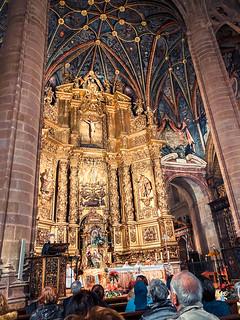 Cathédrale de Logroño, Spain 2019