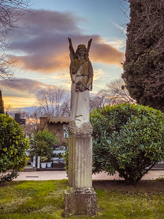 Cemetery and Crematorium Municipal de Logroño, Spain 2019