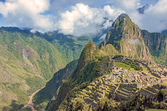 Machu Picchu (Tony.Brasier) Tags: tonybrasier lovely location peru peacefull people fun fantastic flickr grass green sky fields d7200 nikon mountains forest rainforest raw rocks