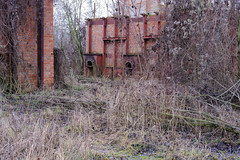 Limberg (Harald Reichmann) Tags: fabrik werk ruine lostplace ziegel ofen kieselgur geschichte