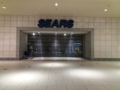 Sears Out of Business (PlanaJourn) Tags: sears deptfordmall closed retail storefront