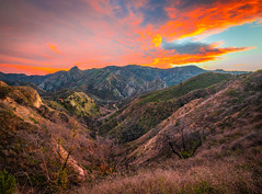 Malibu Creek State Park Colorful Clouds Los Angeles California Fine Art Landscape Nature Fuji GFX100 Sunset Photography! Dr. Elliot McGucken dx4/dt=ic Master Fine Art Medium Format Photographer Fuji GFX 100 System! (45SURF Hero's Odyssey Mythology Landscapes & Godde) Tags: malibu creek state park colorful clouds los angeles california fine art landscape nature fuji gfx100 sunset photography dr elliot mcgucken dx4dtic master medium format photographer gfx 100 system