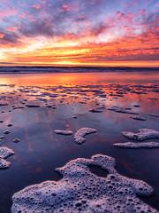 Low Tide Zuma Beach (Eric Zumstein) Tags: zumabeach malibu california unitedstatesofamerica