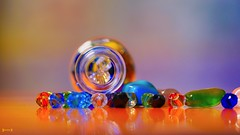 #Contained - 7937 (✵ΨᗩSᗰIᘉᗴ HᗴᘉS✵90 000 000 THXS) Tags: macromondays contained contenu macro mm hmm color vivid colorful multicolor pearl bottle inabottle soft belgium europa aaa namuroise look photo friends be yasminehens interest eu fr party greatphotographers lanamuroise flickering challenge