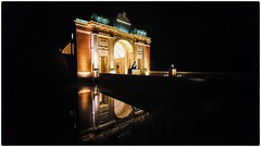 Ypres' Menin Gate at night (Andy J Newman) Tags: flanders military commemoration cwgc firstworldwar gate iwgc mausoleum memorial menin meningate mirrorless nikon worldwar1 worldwarone ww1 ypres z6 westflanders belgium