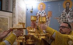 Богослужения 29-го Воскресения по Пятидесятнице