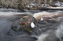 Rapids (Kimmo Järvinen) Tags: river joki rapids landscape d500 tokina tokina1116mm finland kitee rocks nature winter snow nikon luonto tokina1116mmf28 atx116prodx