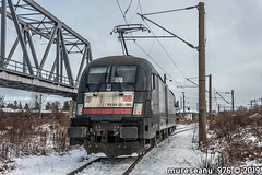 ES64U2-068 DB Cargo Romania (mureseanu_976) Tags: euro sprinter es64u2 068 mrce mitstui rail capital europe taurus baureihe reihe 182 568 db cargo romania rumanien brasov triaj triage schnee snow zapada snieuw roemenie roumanie rumunsko