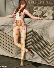 New styling 592 (bettyfl) Tags: betty bettyfl summer night plazza piata square chilly boots legs girl skin fashionista fashionlover fashion model modeling poser pose posing femme milf woman beauty sexy sensual elegant chic opensim hypergrid os hg