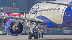Indigo Airbus A320NEO VT-ITF Bangalore (BLR/VOBL) (Aiel) Tags: indigo airbus a320 a320neo vtitf bangalore bengaluru canon60d tamron70300vc