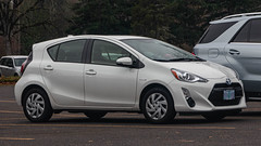 Toyota Prius C (mlokren) Tags: 2019 car spotting photo photography photos pic picture pics pictures pacific northwest pnw pacnw oregon usa vehicle vehicles vehicular automobile automobiles automotive transportation outdoor outdoors