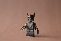 X-Force! (th_squirrel) Tags: lego wolverine xmen x men force xforce marvel comics minifig minifigure