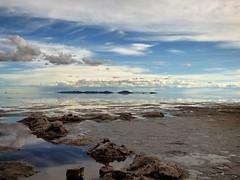 Reflections on the Salar (Luna y Valencia) Tags: uyuni bolivia reflejo salar suramerica southamerican sale deserto