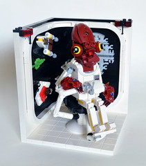 It's a Trap! (Oky - Space Ranger) Tags: lego star wars return jedi battle endor death admiral ackbar its trap mon calamari space ship vignette meme