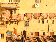 Fes, tannery, Morocco, 摩洛哥 (cattan2011) Tags: fineartphotography art artwork leather sculpture traveltheworld exploringthemorocco architecturephotography architecture traveltuesday travelbloggers travelphotography travelphoto travel culture landscapephotography landscape 摩洛哥 morocco fes tannery