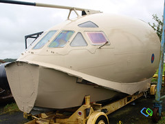 Photo of BAe Nimrod AEW3