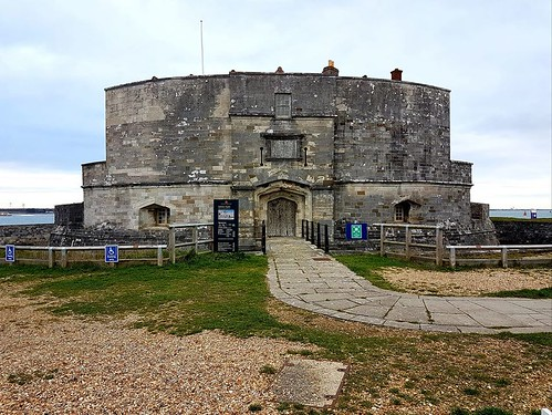 Calshot Castle, Calshot, Southampton, Hampshire