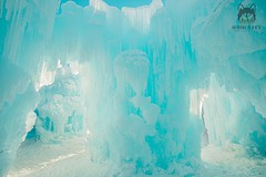 January 4, 2020 - Cool scenes at Dillon's ice castles. (Jessica Fey)