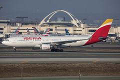 EC-MSY - Airbus A330-202 - Iberia - KLAX - Nov 2019 (peachair) Tags: ecmsy lax klax iberia a330 a330202 airbus
