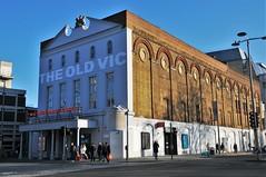 """The Old Vic"" Theatre (standhisround) Tags: building theatre london england gradeii listedbuilding theoldvic waterloo thecut lambeth 1818 playhouse georgian"