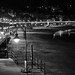 Scarborough Seafront At Night