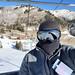 Riding the Capitan Quad Chair lift at Ski Apache