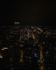 Signature Lounge (tylerjacobs) Tags: sony a6000 sigma 30mm f14 chicago city lights illinois chi john hancock building downtown signature lounge night nightsky cityscape high