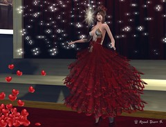 Virtual Trends 20002: Red (Anaelah ~ Miss Virtual Diva ♛ 2018) Tags: national coth5 shop maitreya fun fence outside design bar nature blue beauty secondlife sl style shopping jewelry fashion news virtual avatar glamour glamorous sunset anaelstarr photoshop creative butterfly shadows contrast photography fantasy sexy anaelah weather snow puertorico model latinoamerica landscape town modeling flickr newyork 6d 3d people scenery flower artist bright digital texture stars belleza lady natural seascape virtualdiva cute colors catwa event fog sky swank tiffany gown