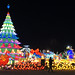 14 Santa Sleigh  Far Side View IMG_5241 Lights of the World PHX AZ