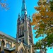 Cathedral Church of St. James ~ Toronto Ontario Canada ~  Ontario Heritage ~  Clock