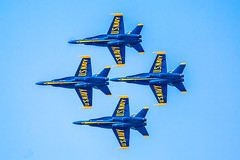 Blue Angels (Thomas Hawk) Tags: california america navy bayarea marinadistrict blueangels sanfrancisco usa airplane unitedstates military unitedstatesofamerica sfbayarea westcoast usnavy unitedstatesnavy fav50 fav10 fav25