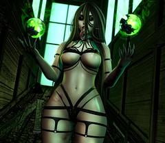 wraith with an angel's body (Annika Velde) Tags: aii egosumaii cerberusxing krr pirocious caboodle duckie kibitz voluptasvirtualis dynasty anxiety catwa maitreya sl slblog secondlife secondlifeblog