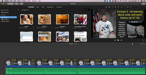 iMovie Podcast Excerpt Project by Wesley Fryer, on Flickr