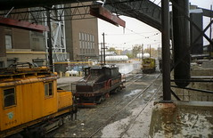Toledo Edison 1988 23 (jsmatlak) Tags: toledo ohio edison acme railroad train freight power plant generating station electric