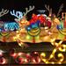 07 Santas ReinDeer IMG_5245 Lights of the World PHX AZ