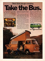 1977 Volkswagen Bus Van Wagon USA Original Magazine Advertisement (Darren Marlow) Tags: 1 7 9 19 77 1977 v w vw volkdwagen b bus wagon van c car cool collectible collectors classic a automobile vehicle g german germany e european europe 70s